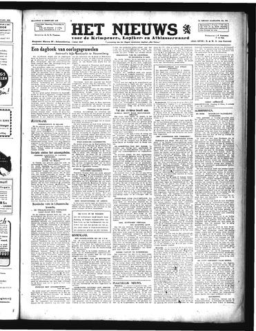 Schoonhovensche Courant 1946-02-18