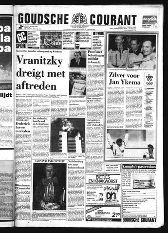 Goudsche Courant 1988-02-15