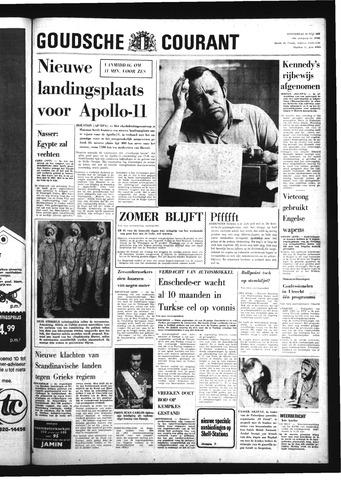 Goudsche Courant 1969-07-24