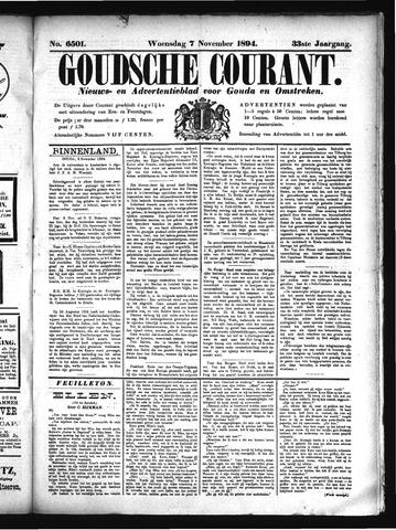 Goudsche Courant 1894-11-07