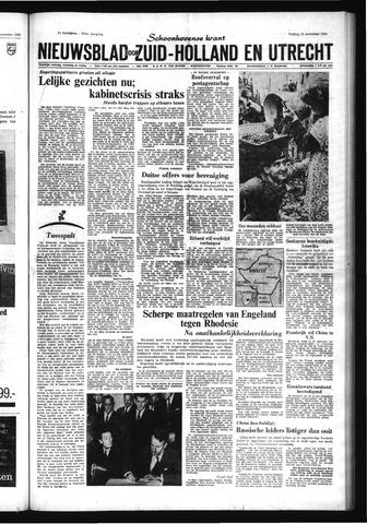 Schoonhovensche Courant 1965-11-12