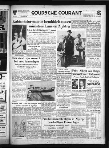 Goudsche Courant 1959-04-13
