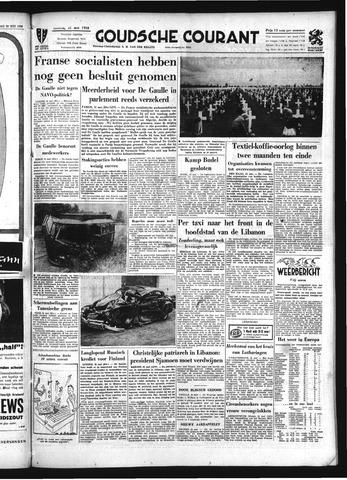 Goudsche Courant 1958-05-31
