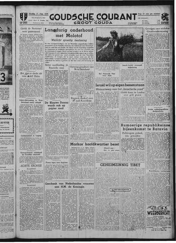Goudsche Courant 1948-08-17