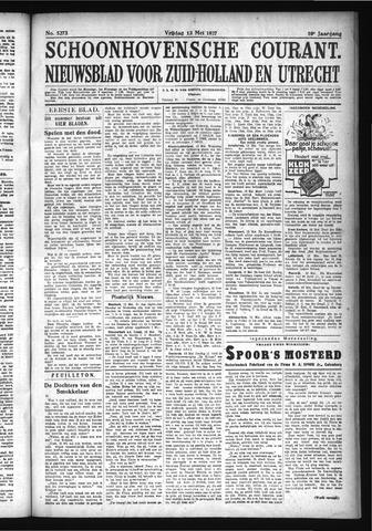 Schoonhovensche Courant 1927-05-13