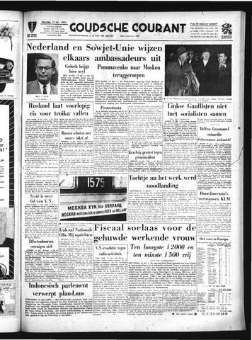 Goudsche Courant 1961-10-14