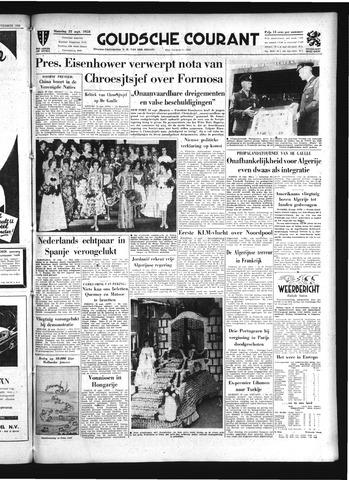 Goudsche Courant 1958-09-22