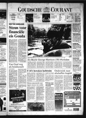 Goudsche Courant 2001-11-30