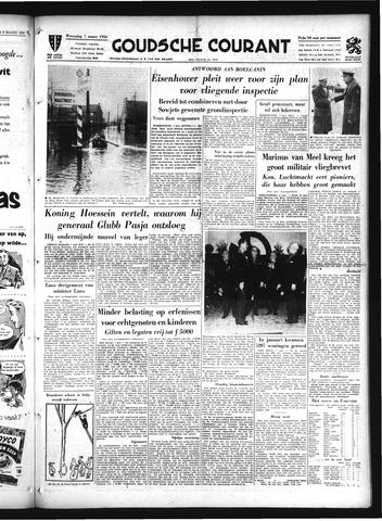 Goudsche Courant 1956-03-07