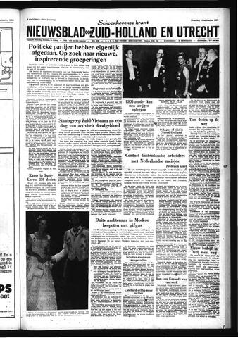 Schoonhovensche Courant 1964-09-14
