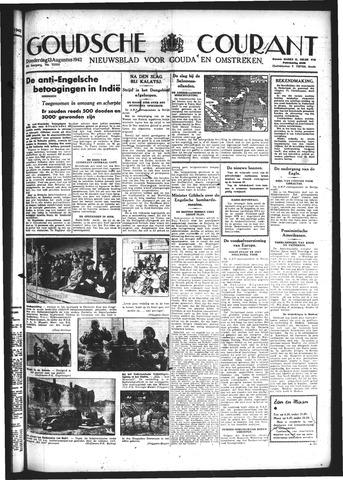 Goudsche Courant 1942-08-13