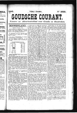 Goudsche Courant 1885-12-04