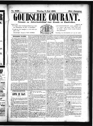 Goudsche Courant 1903-06-09