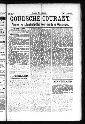 Goudsche Courant 1880-01-18