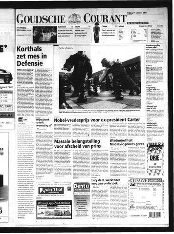 Goudsche Courant 2002-10-11