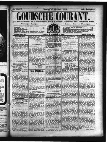 Goudsche Courant 1916-10-17