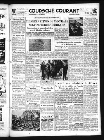 Goudsche Courant 1951-04-25