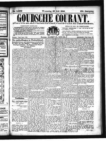 Goudsche Courant 1919-07-30