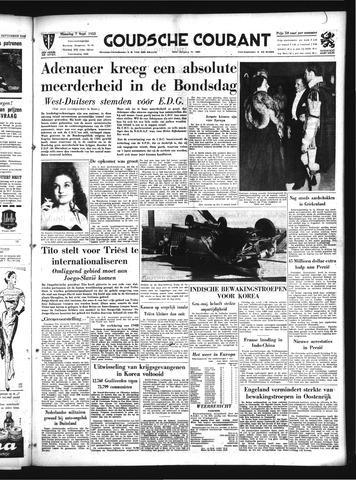 Goudsche Courant 1953-09-07
