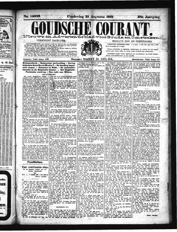 Goudsche Courant 1919-08-21