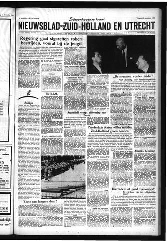 Schoonhovensche Courant 1963-12-13