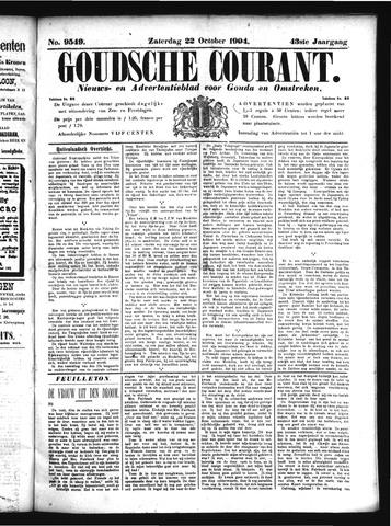 Goudsche Courant 1904-10-22