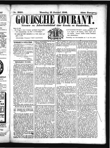 Goudsche Courant 1906-01-15