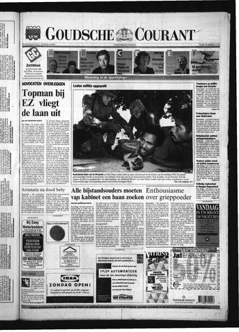 Goudsche Courant 1999-09-25