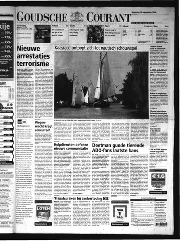 Goudsche Courant 2004-09-13