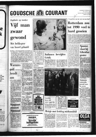 Goudsche Courant 1969-10-09