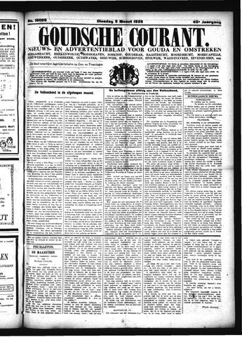 Goudsche Courant 1926-03-09