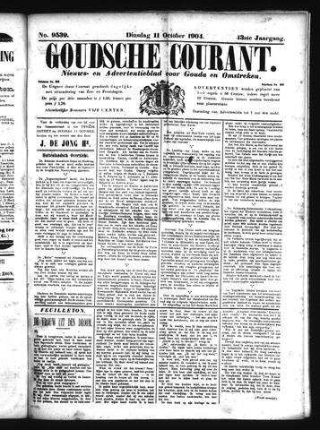 Goudsche Courant 1904-10-11