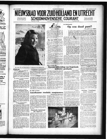 Schoonhovensche Courant 1951-01-31