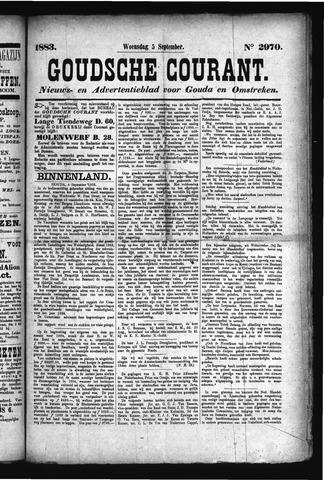 Goudsche Courant 1883-09-05