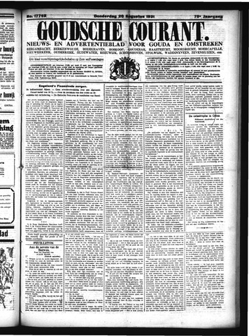 Goudsche Courant 1931-08-20