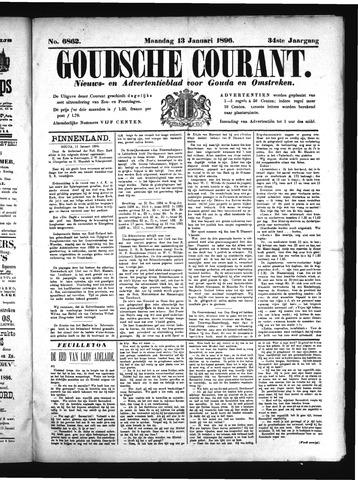 Goudsche Courant 1896-01-13