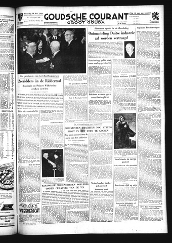 Goudsche Courant 1949-11-16