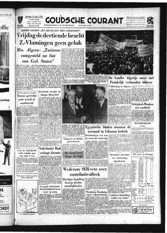Goudsche Courant 1958-06-14