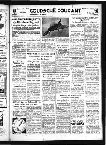 Goudsche Courant 1951-02-12