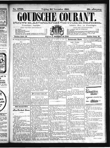 Goudsche Courant 1911-11-24