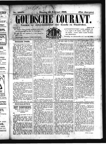 Goudsche Courant 1909-02-23