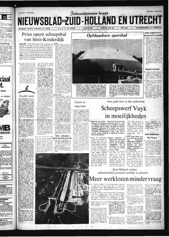Schoonhovensche Courant 1972-10-11