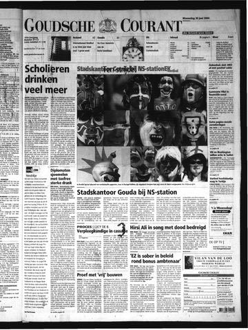 Goudsche Courant 2004-06-30