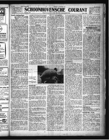 Schoonhovensche Courant 1944-08-15