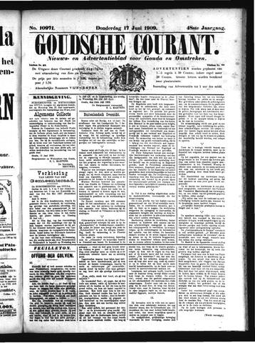 Goudsche Courant 1909-06-17