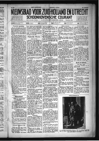 Schoonhovensche Courant 1933-01-04