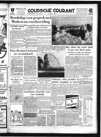 Goudsche Courant 1958-01-24
