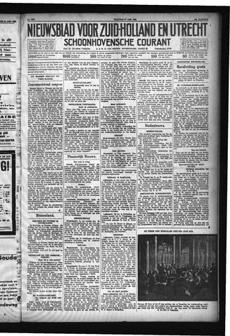 Schoonhovensche Courant 1932-06-27