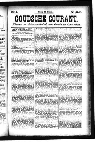 Goudsche Courant 1884-10-19