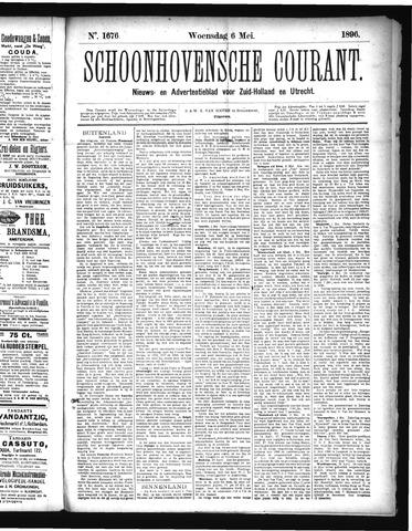 Schoonhovensche Courant 1896-05-06